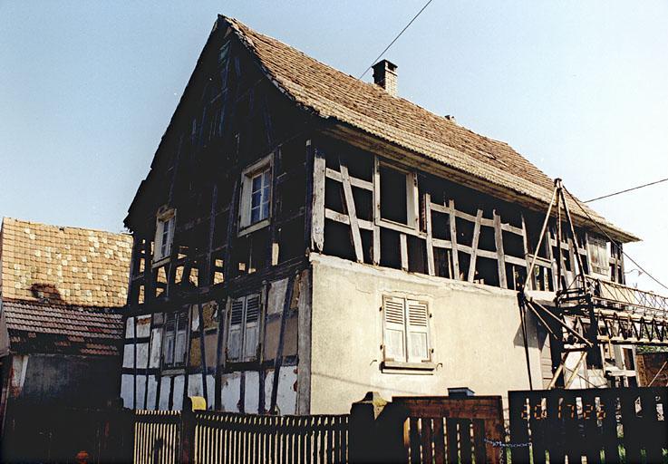présentation de la commune de Durrenbach