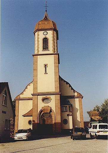 Eglise paroissiale Saint-Barthélemy
