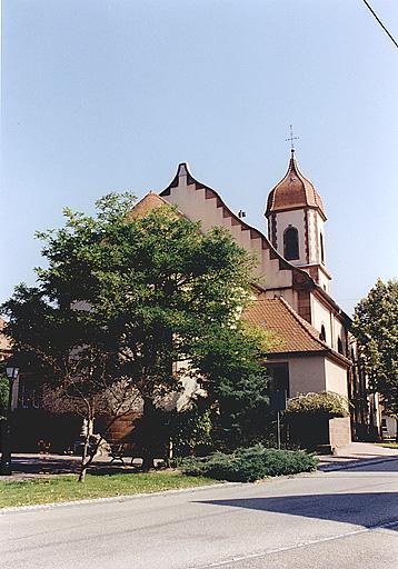 église paroissiale Saint-Barthélemy