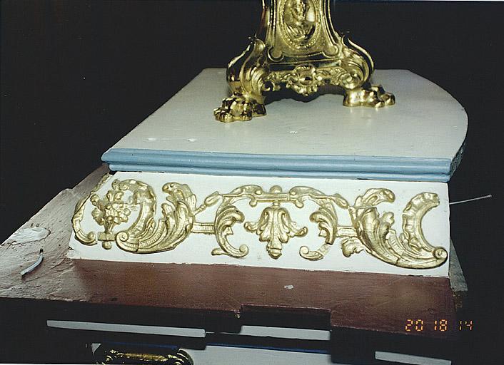 le mobilier de l'église Sainte-Marguerite (liste supplémentaire)