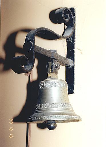 Clochette de sacristie