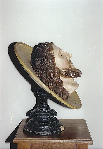 tête : plat de saint Jean