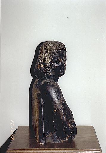 buste : saint Jean l'Evangéliste