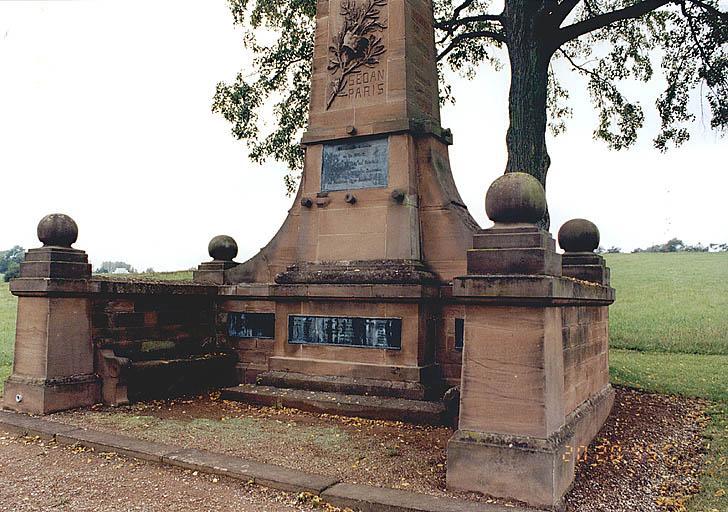 Monument commémoratif du 11e bataillon de chasseurs de Hesse (F)