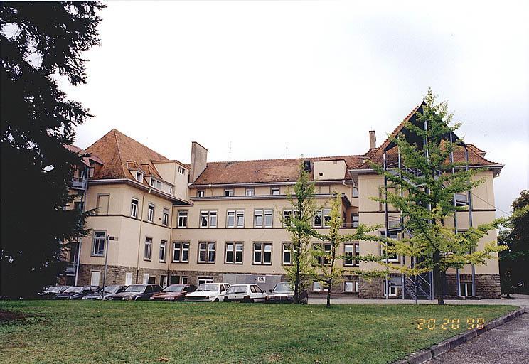présentation de la commune de Morsbronn-les-Bains