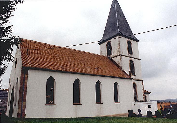 Église de la Toussaint (simultaneum)