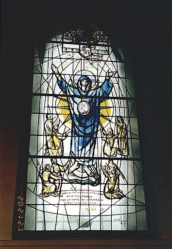 le mobilier de l'église mixte de la Toussaint (liste supplémentaire)
