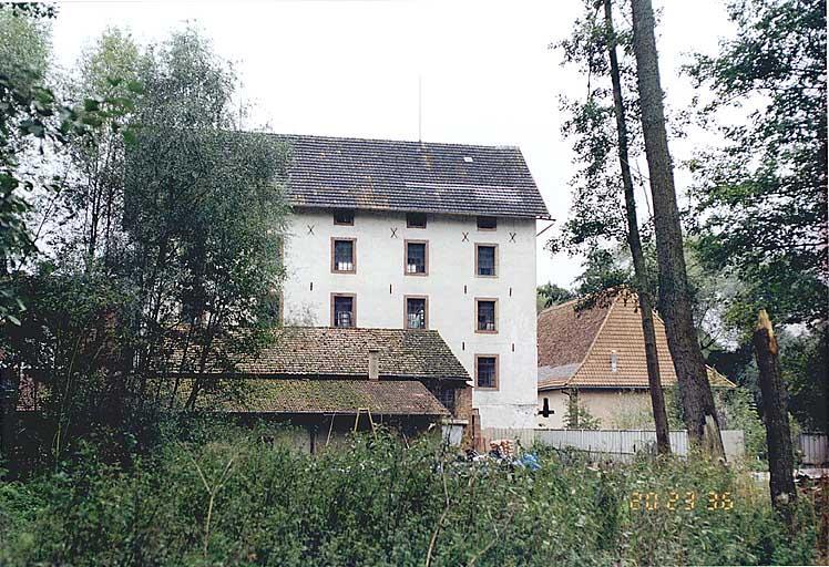 Moulin dit Brueckmuehle