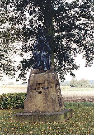 Monument commémoratif du 6e Régiment d'Infanterie de Thuringe (D)