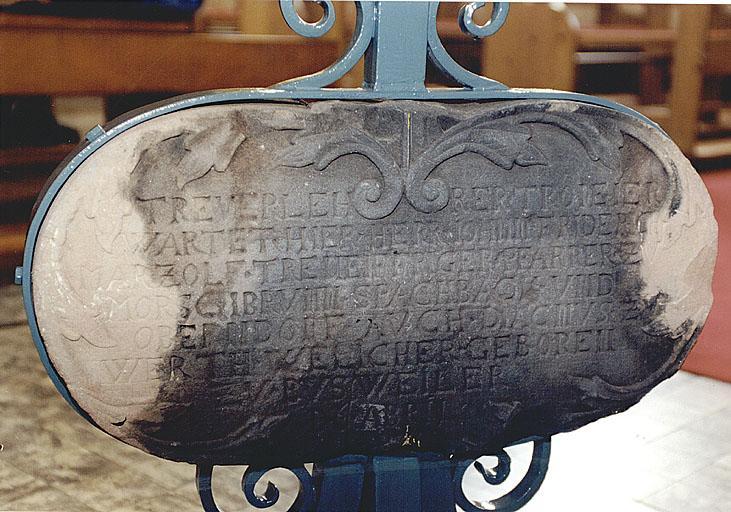 monument sépulcral