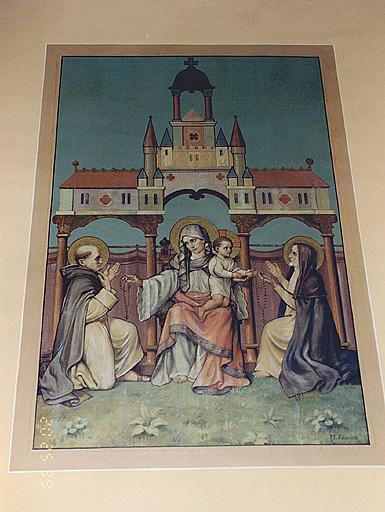 le mobilier de l'église paroissiale Saint-Joseph (liste supplémentaire)