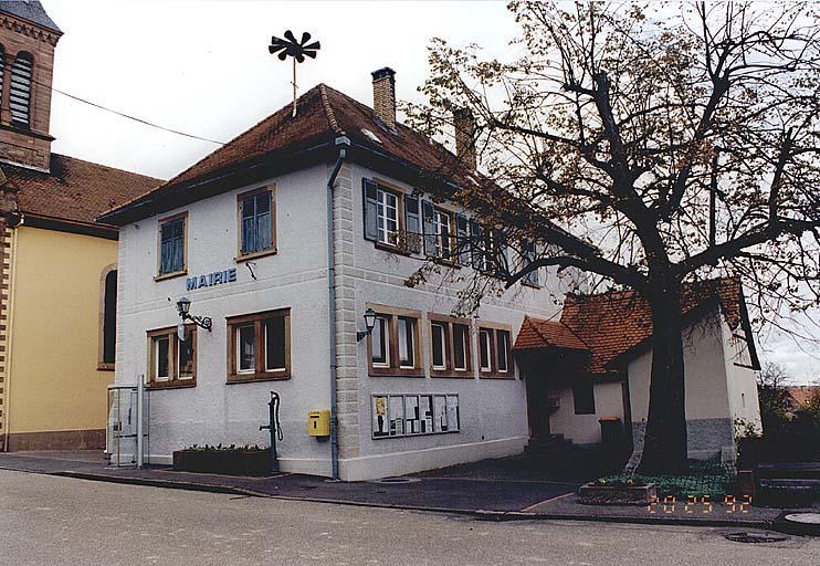 école-mairie
