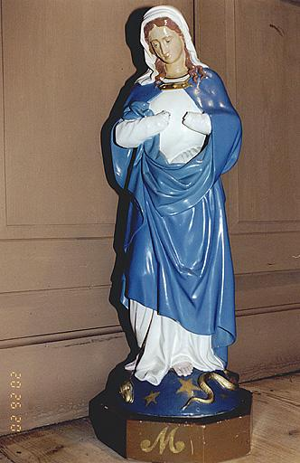 Statue : Immaculée Conception