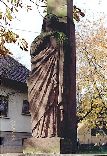 Croix de chemin (F)