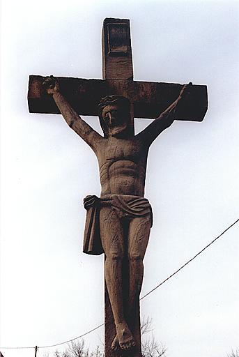 croix de chemin (H)