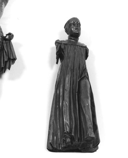 statue : saint non identifié