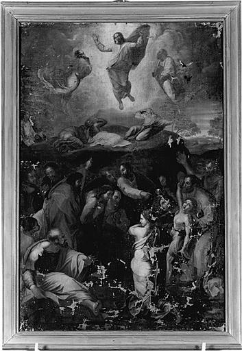 tableau : Transfiguration