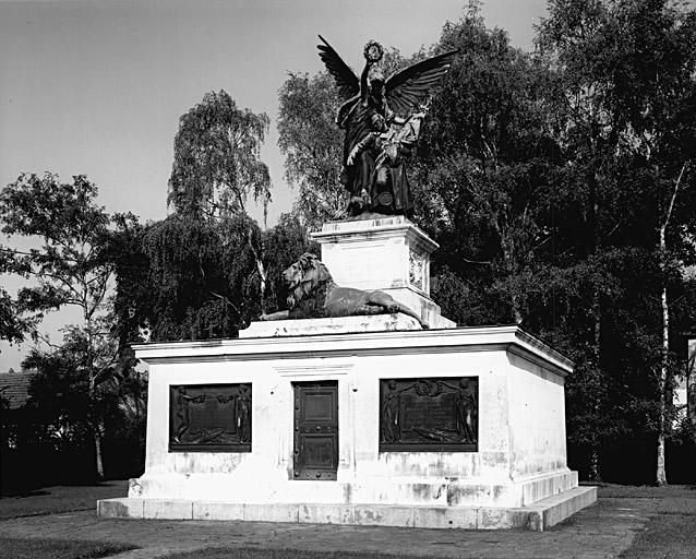 Monument commémoratif de Bavière (P)