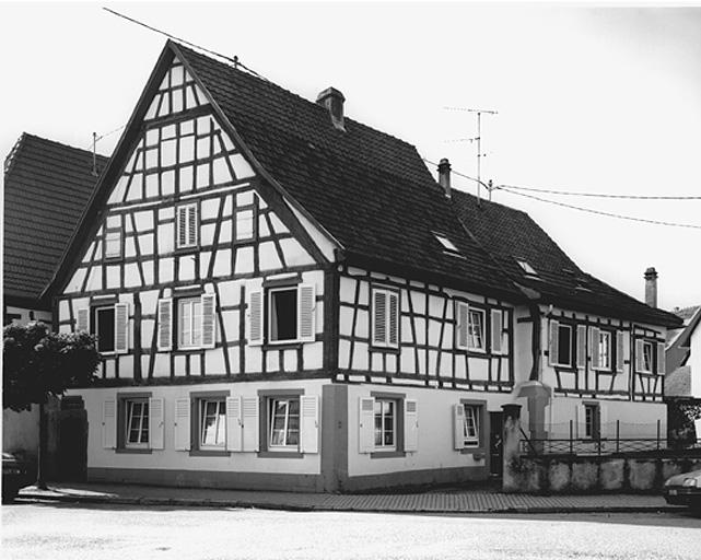 Maison de tanneur