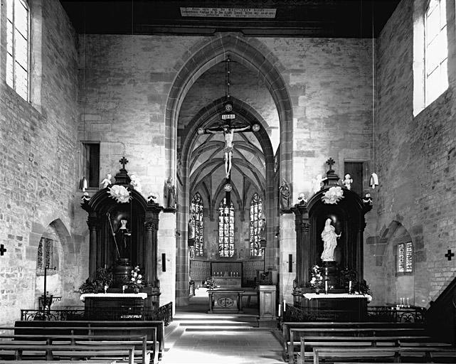 Église abbatiale, église paroissiale Sainte-Walburge