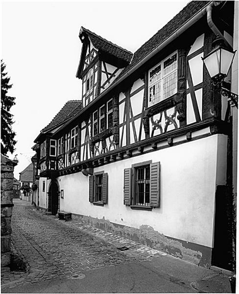 Maison actuellement musée municipal dit Musée Westercamp