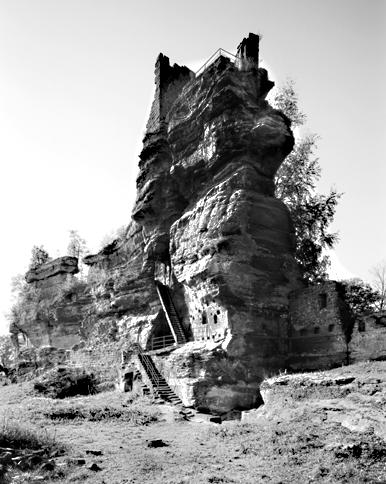 Château fort de Lutzelhardt