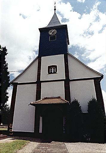 Eglise paroissiale protestante