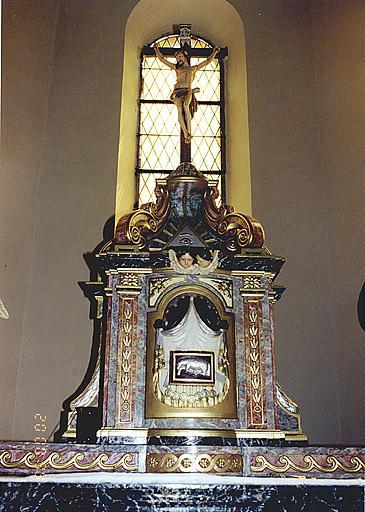 Maître-autel