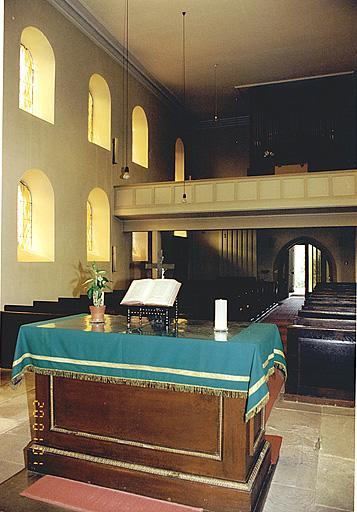 Eglise paroissiale Saint-Adelphe, église luthérienne (simultaneum)