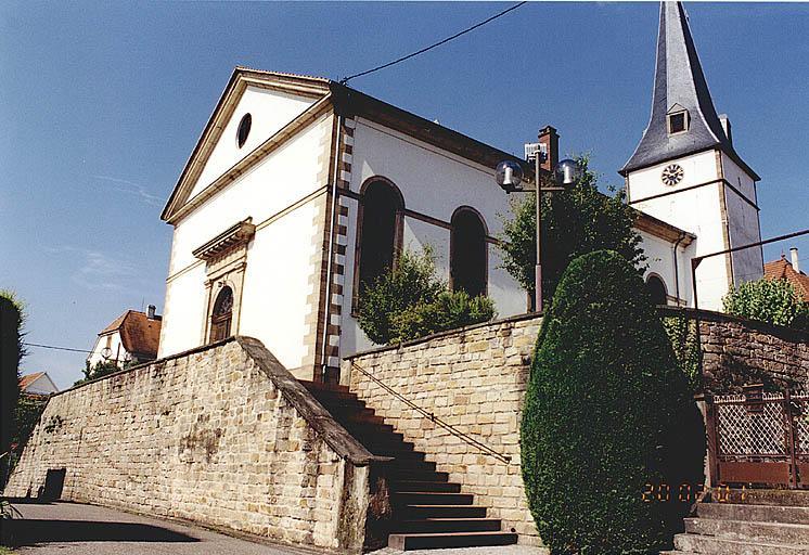 Eglise paroissiale Tous-les-Saints, église luthérienne (simultaneum)