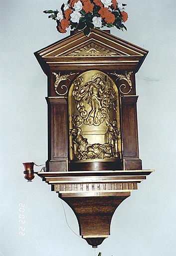 Le mobilier de l'église mixte Tous les Saints (liste supplémentaire)