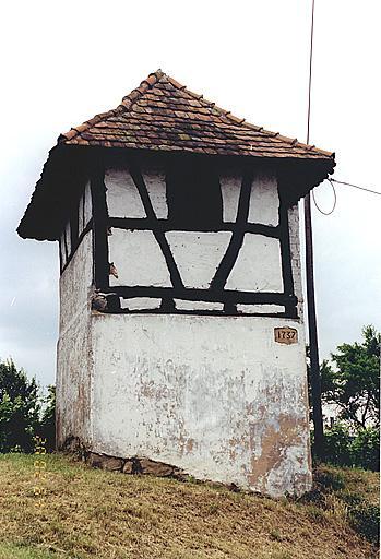 Maison de garde-vigne