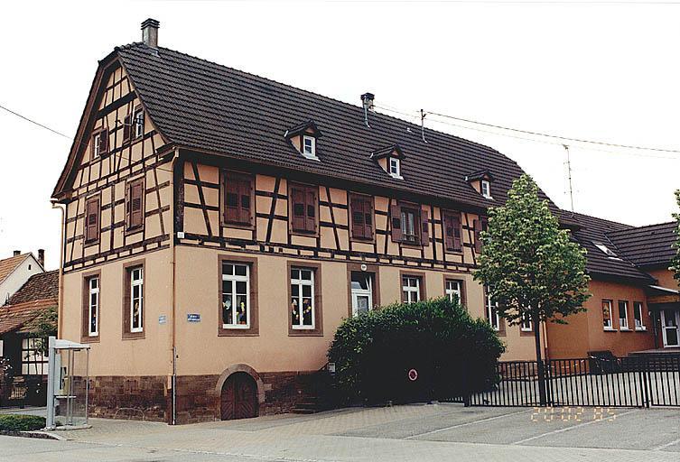 présentation de la commune de Goersdorf