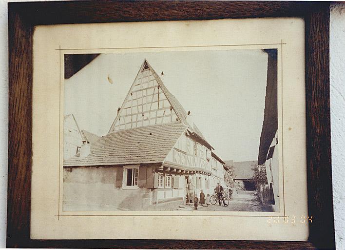 Maison de tonnelier