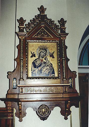 ex-voto : Notre-Dame du Bon Secours