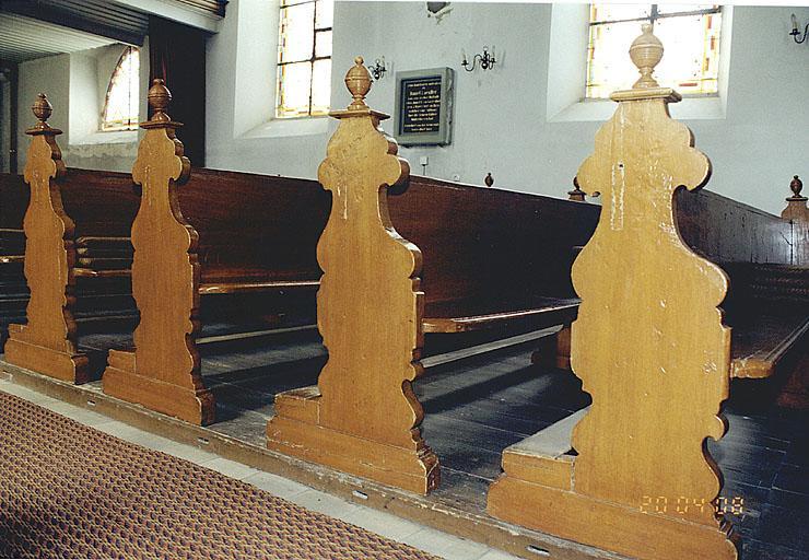 Bancs de temple