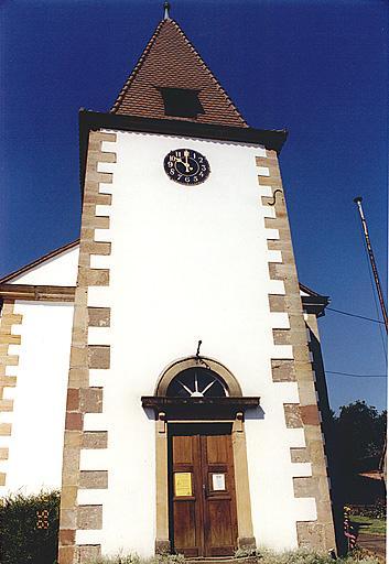 Église des Rois mages, temple