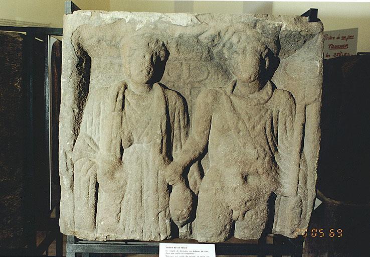 Stèle votive No 2