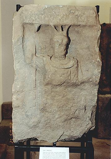 Stèle votive (n° 5)