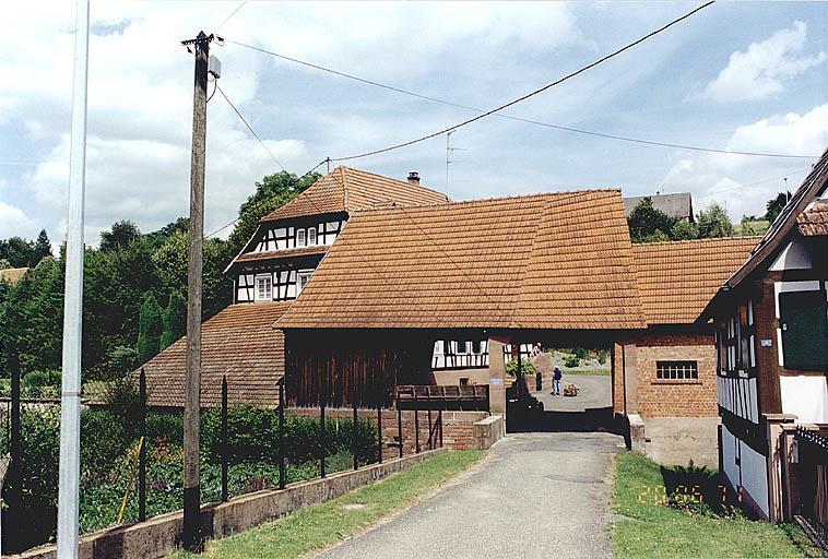 Moulin Lobstein