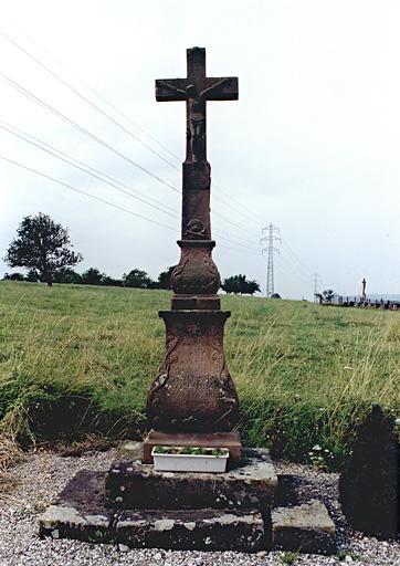 Croix de chemin (A)