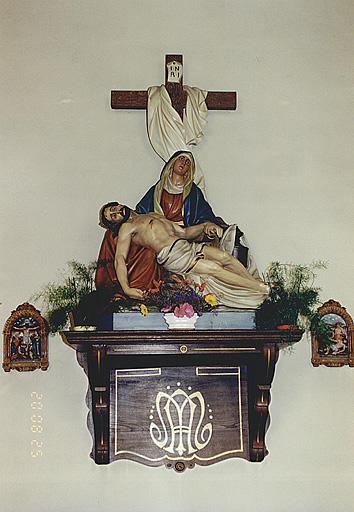 le mobilier de l'église Saint-Michel (liste supplémentaire)