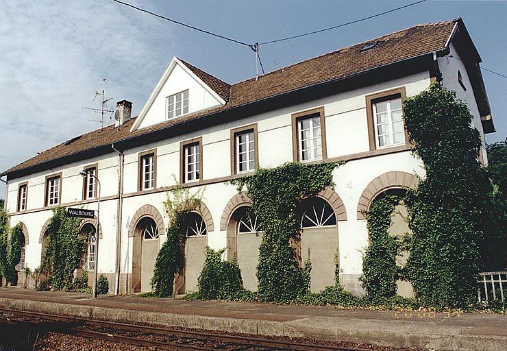 présentation de la commune de Walbourg