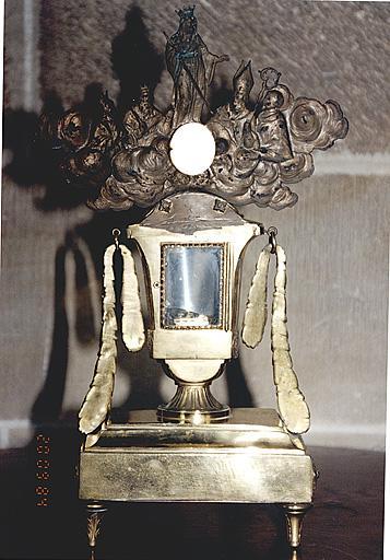 Reliquaire de sainte Walburge