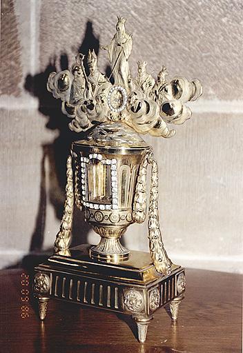Reliquaire de sainte Walburge No 2
