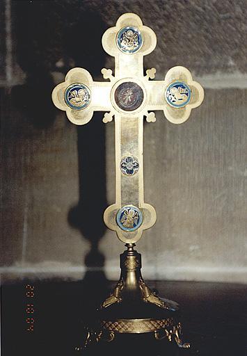 le mobilier de l'église abbatiale Sainte-Walburge (liste supplémentaire)