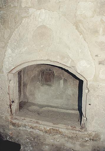 niche de Saint-Sépulcre