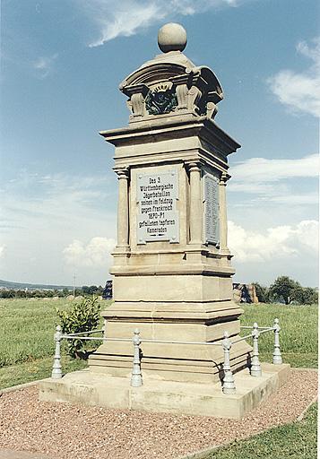 monument commémoratif (E)