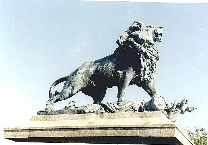 Monument commémoratif du régiment d'infanterie de Wittich