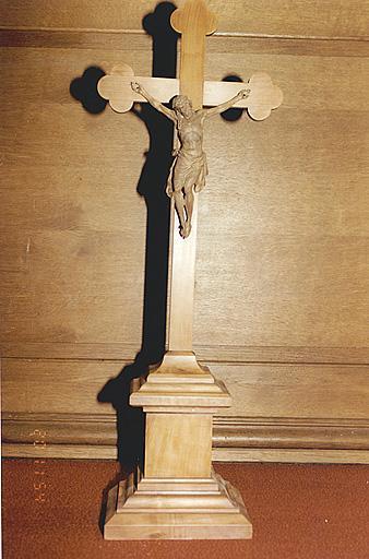 le mobilier du temple luthérien (liste supplémentaire)